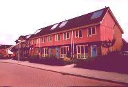 Impressies van de bouw van het huis schilderen van gevel for Wat kost een huis schilderen